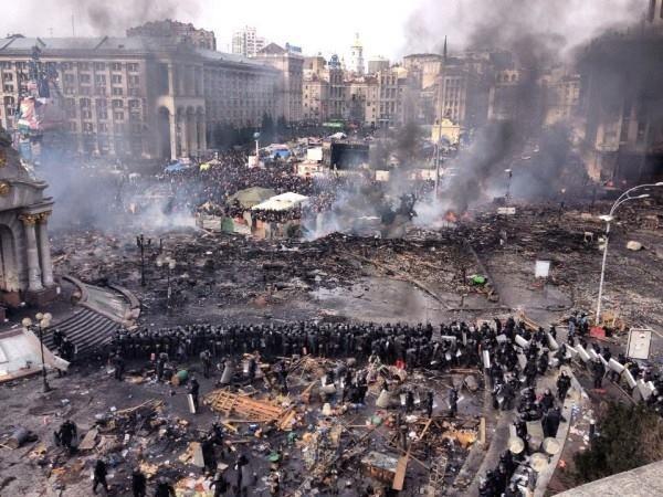 Ukraine's protests (3)