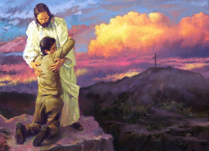 Jesus Repent