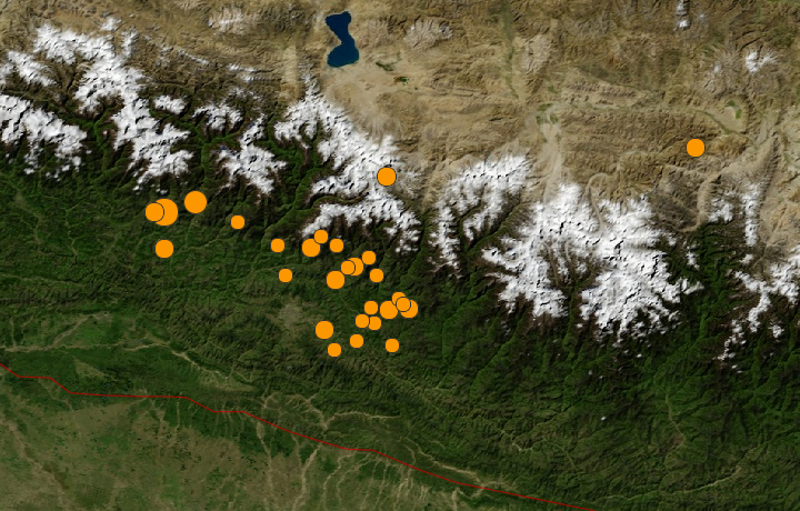 Nepal-sat-earthquake-map-usgs-updated