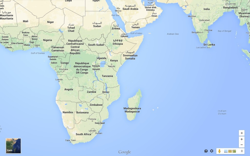 africa de est