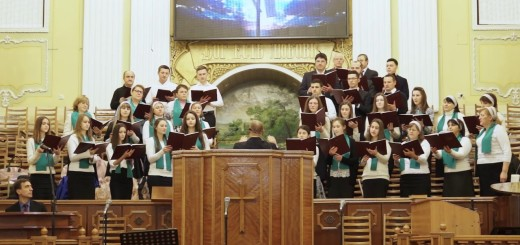 Corul bisericii Betel «O Sfânt Cuvânt»