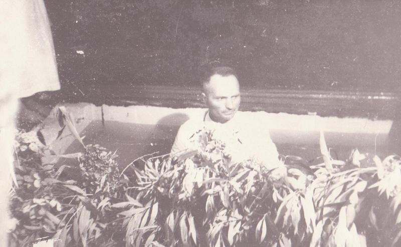 oficierea unui botez