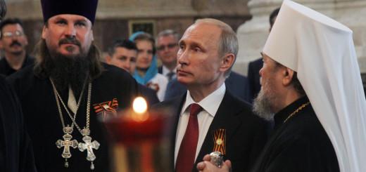 Russian President Vladimir Putin visits Sevastopol, Crimea