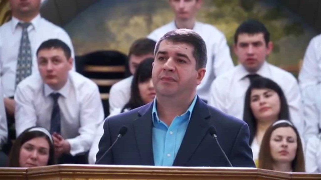VIDEO Mesajul pastorului Alexandru Gîrbu la CNT 2014