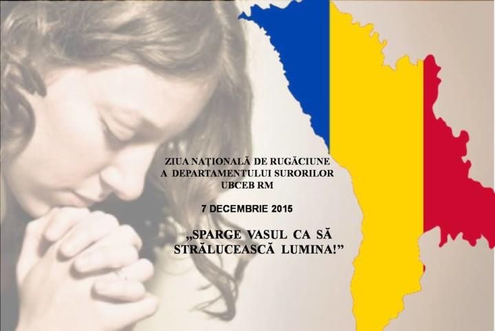 ziua nationala de rugaciune 2015