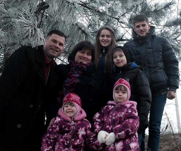 Мирон семья