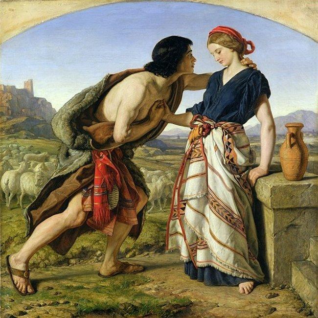 Иаков и Рахиль