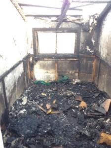 Bible School Fire 17